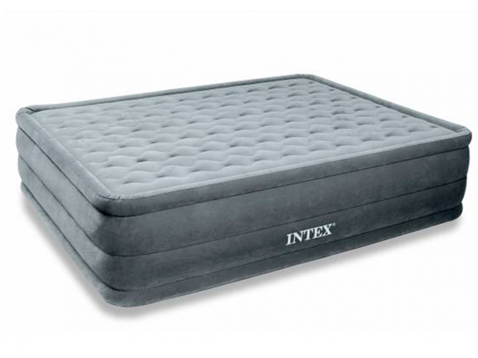matelas gonflable intex la qualit petit prix. Black Bedroom Furniture Sets. Home Design Ideas
