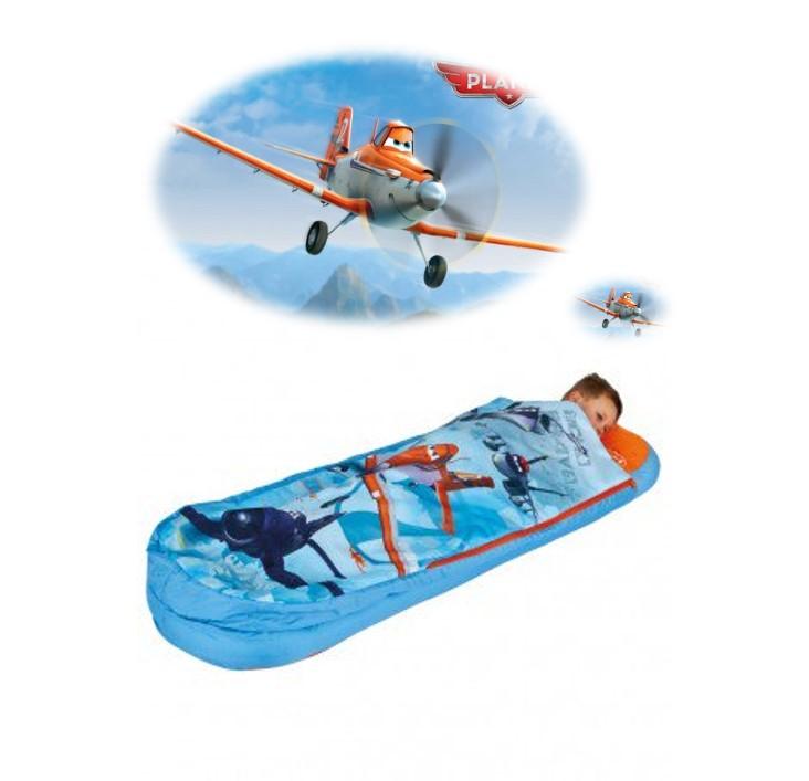 """Le matelas gonflable pour enfant """"Planes"""""""