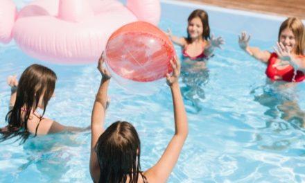 Jeux de piscine, pour encore plus de fun!
